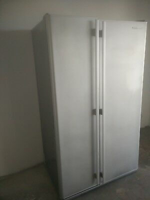 Westinghouse Electrolux 660L Frost-Free Side by Side Refrigerator. Model: RS663V