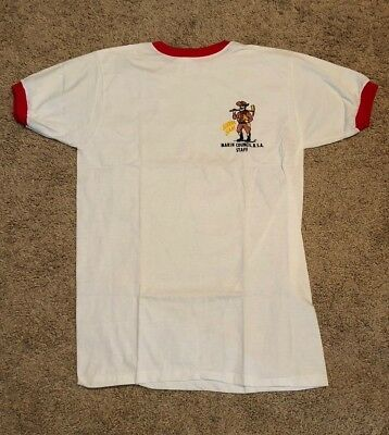 Vintage Marin Council Staff T-shirt featuring Sierra Sam, Size XL