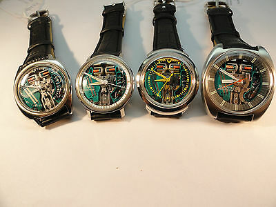 Repair Bulova Accutron  214. 218. And 219 Series Service Free Shipping