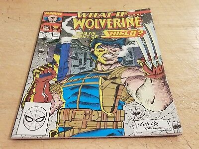 What If… Vol. 2 #7 (1989) Rob Liefeld art