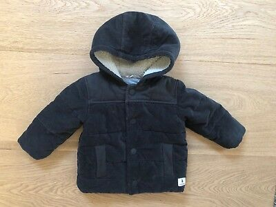Country Road Cord Jacket With Hood Size 00
