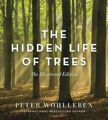 The Hidden Life of Trees: The Illustrated Edition by Peter Wohlleben: New