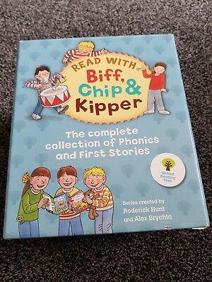 Read With Biff Chip and Kipper Levels 1 2 3 4 5 6 Oxford Reading Tree