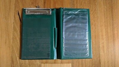 Australian Army Clipboard Folder (surplus vuee tuee tactical defence adf navy )