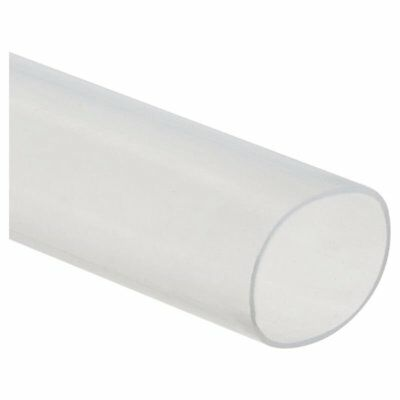 Clear Transparent Heat Shrink Tube Sleeve For Car Wiring Boat Electrics 1.5 N8P9