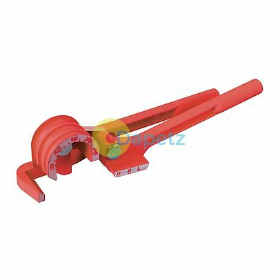 Mini Tube Bender Aluminium With Steel Hinges For Accurate Bends Pipework 6-10mm
