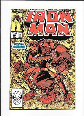 Iron Man #238 Decent (7.0) Marvel