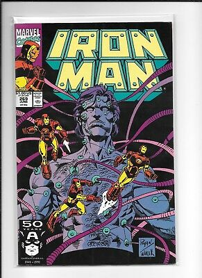 Iron Man #269 Decent (8.0) Marvel
