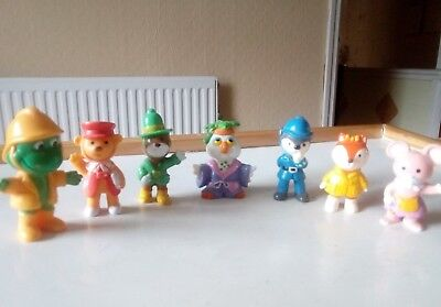 Vintage Acorn Green / get along gang figures  ~ joblot ~ will split £8.50 each