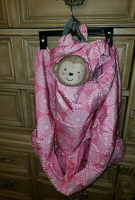 Child Of Mine Carter's Baby Girl's Shopping Cart Cover Used 1 Time!