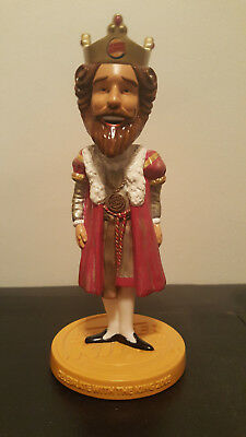 Burger King Bobblehead - CELEBRATE WITH THE KING 2005 - Very Rare - Near Mint!!