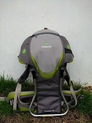 LittleLife Baby/Child Carrier