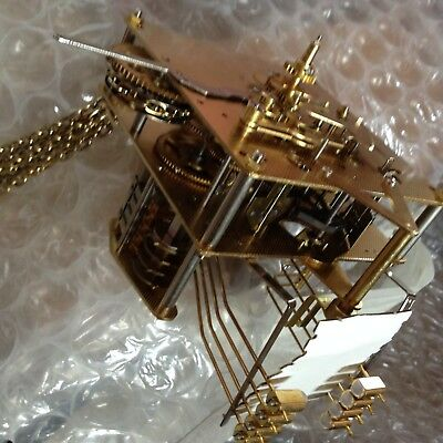 Brand New Emperor Clock Movement Model Number 451-050H