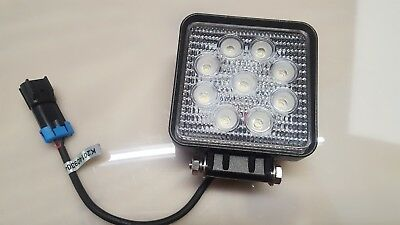 2018 -19 Polaris Ranger Xp 1000 Back-Up Light With Factory Plug No Holes