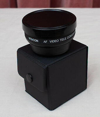 Vitacon 2x AF Video Tele Converter 2x