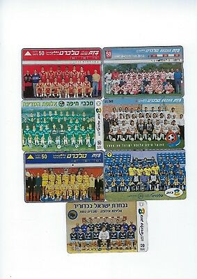 12 Magnetic Rare Phonecards: Football&planes, Status Ideal, Complete Series.