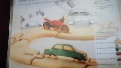 stehkekse stand up cookie cutters cars with track