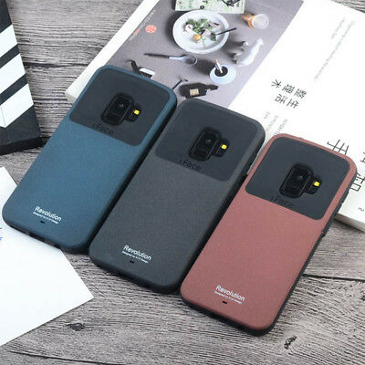 Hot iface Hybrid Matte Durable Shockproof Hard Case For Samsung Galaxy S8 9 Plus