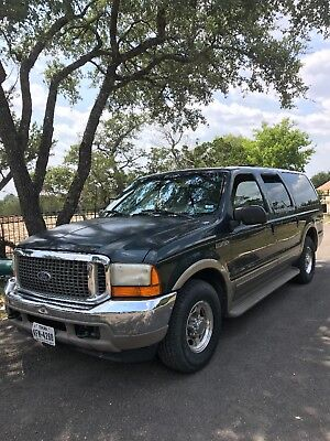 2000 Ford Excursion Limited 2000 Ford 7.3L Diesel Excursion