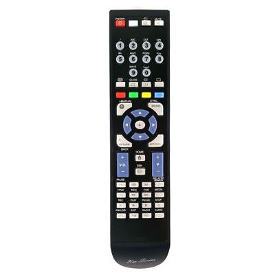 NEW RM-Series Replacement TV Remote Control for Sony KDL-46EX653