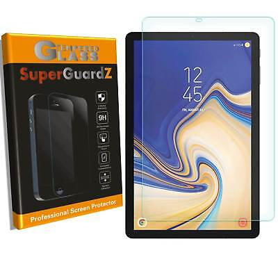 [2-PACK] Samsung Galaxy Tab S4 10.5 SuperGuardZ® Tempered Glass Screen Protector