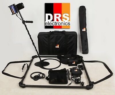 New Version DRS Ground Exper PRO - Best Metal Detector! Treasure Hunter!