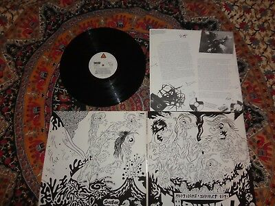 V.A. 1 LP : Nothink short of total War         / Sonic Youth / Butthole Surfers