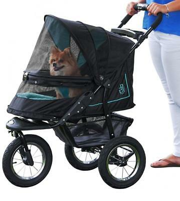 Pet Gear No-Zip NV Stroller for Cats/Dogs, Zipperless Entry, Easy One-Hand...