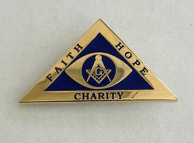 Masonic Lapel Pin(TFHC)