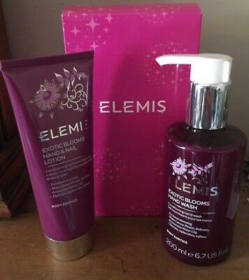 Elemis Exotic Blooms Handcare Duo With Gift Box