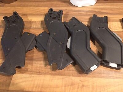 Uppababy Vista Upper & Lower Adapters Set
