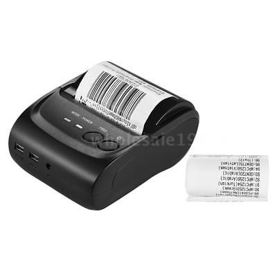 High Speed 58mm Bluetooth Wireless Receipt POS Thermal Printer  POS-5802LN A2N8