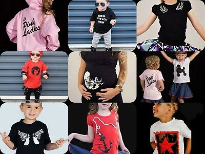 URGENT! Kids Clothing Business Rockabilly, Tattoo, alternative theme Markets
