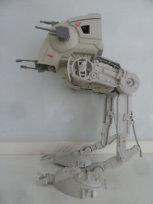 Star Wars Vintage AT-ST Walker Figur 30cm 80er 1983 MIB