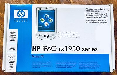 HP iPAQ rx1950 Complete And New In Box