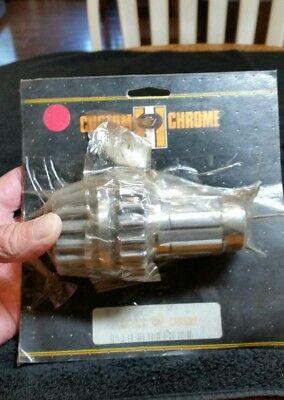 Custom Chrome Andrews 1.35:1 3rd Gear Set for 4-Speed Big Twin PN 24-228. NEW.