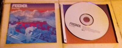 Feeder - Echo Park CD (2002) Nirvana Foo Fighters Weezer Smashing Pumpkins Ash