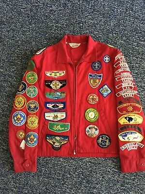 BSUSA – Official Zippered Jacket with Assorted Patches