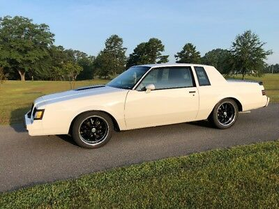 1987 Buick Regal Coupe 1987 Buick regal