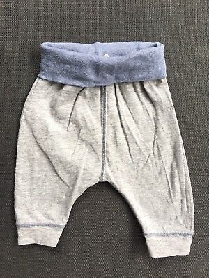 Country Road Roll Over Grey Cotton Pant Size 00