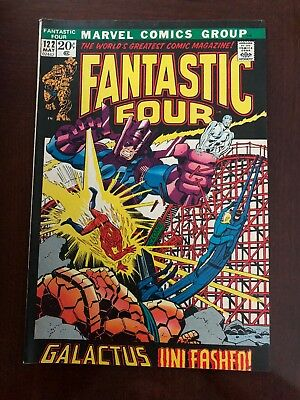 Fantastic Four #122 (May 1972, Marvel)