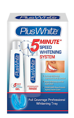 Plus White 5-Minute Premier Whitening System