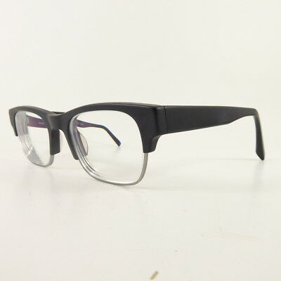9d281052f3 WARBY PARKER W3101 Semi-rimless Used Glasses Eyeglasses Eyeglass Frame