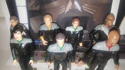 Star Trek deep space nine voyager next generation original series CUSTOM lot of6