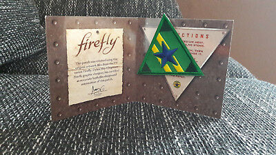LOOTCRATE Exclusive FIREFLY INDEPENDENTS Patch NEW