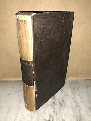 Rare President Theodore Roosevelt Father Eleanor Signed 1848 Shakespeare Volume