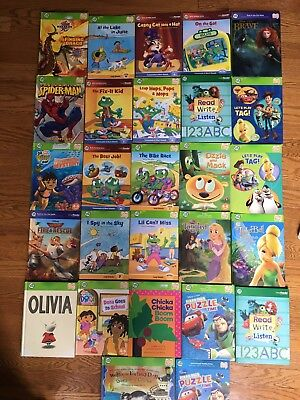 You pick any 5! Tag/ Leap Reader (Leap Frog) Books