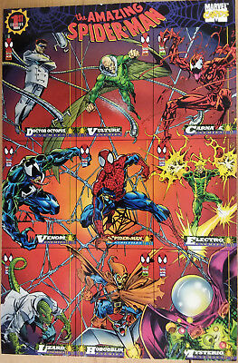 1994 Fleer Spider-Man Complete 150 Card Set + All Inserts Holograms and Extras