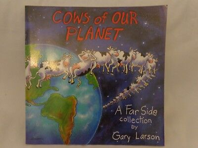 COWS OF OUR PLANET A Far Side Collection by Gary Larson cartoon collection