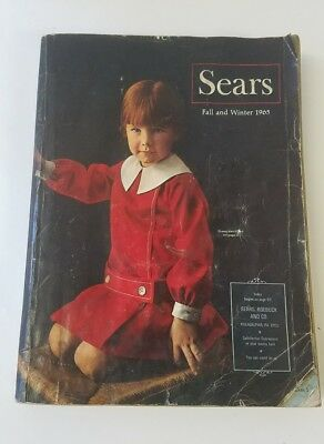 1965 Sears Fall & Winter Catalog - Complete - 1810 Pages - Vintage & Rare